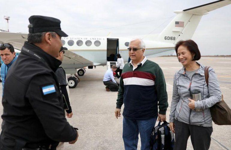 El embajador de Estados Unidos en Argentina enamorado de Jujuy