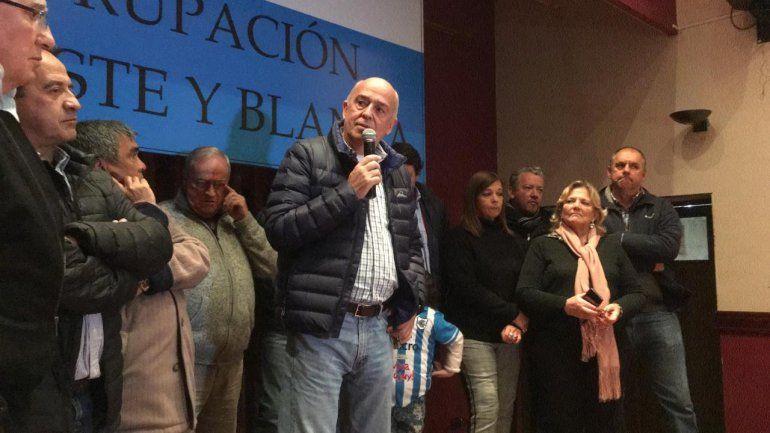 Lobo Jujeño: Ulloa criticó fuerte a la AFA y pide elecciones ¿vuelve con traje de presidente?