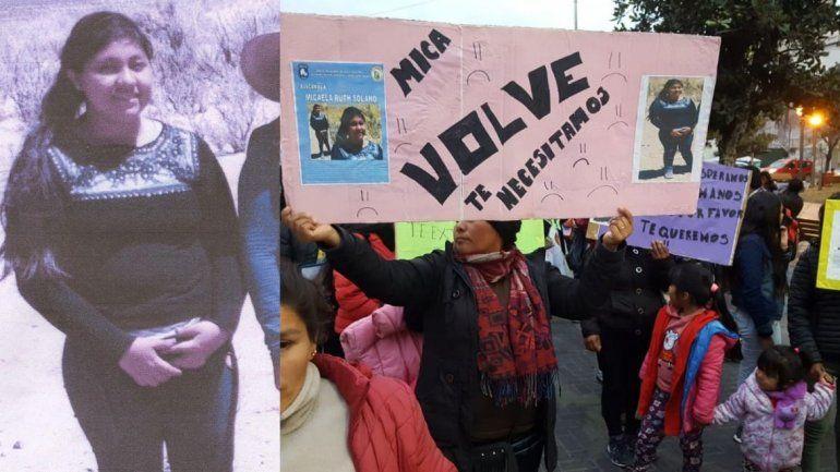 Buscan a Micaela: tiene 14 años, lleva 18 días desaparecida y podría estar en Perú