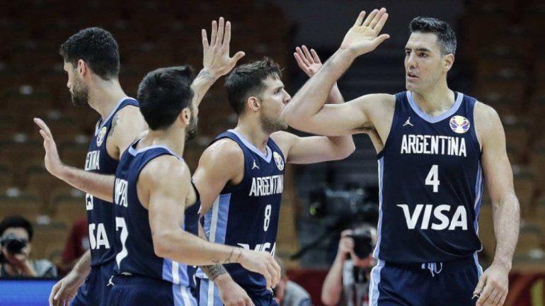 Argentina enfrenta a Venezuela por un lugar en los cuartos de final del Mundial de Básquet