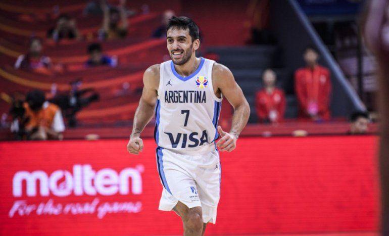 Argentina venció a Venezuela y clasificó a cuartos de final del Mundial de Básquet