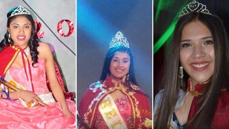 Conocé a las reinas de departamentales de Santa Bárbara, Cochinoca y Susques