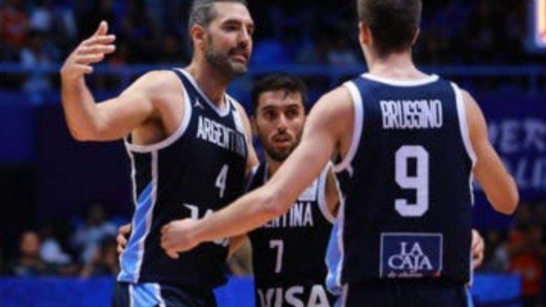 Aplastante victoria de Argentina ante Polonia en el Mundial de Básquet