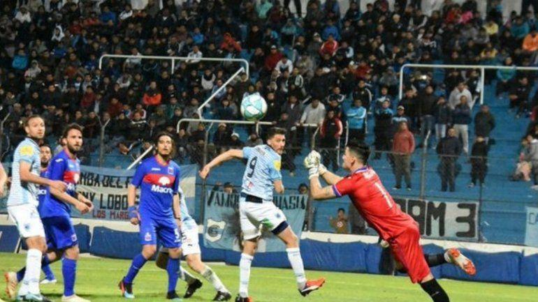 Gimnasia 0-Tigre 0: el Lobo no pudo conseguir su tercera victoria consecutiva