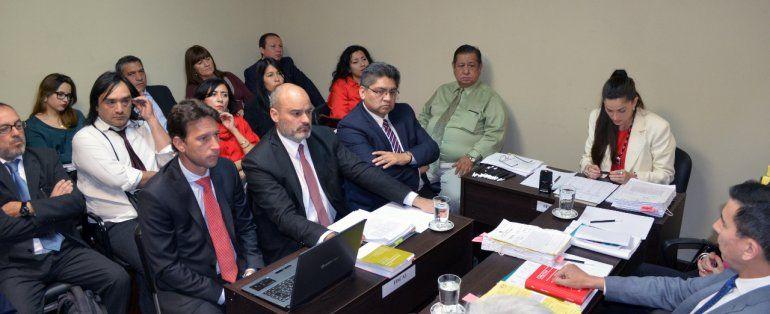 Se hizo la primera audiencia en contra de la sentencia de la causa Pibes Villeros