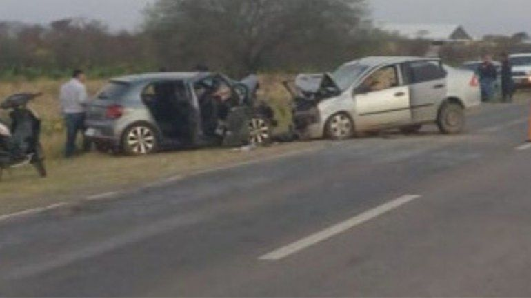 Falleció un policía que viajaba en el interjurisdiccional que chocó anoche en la Ruta 34