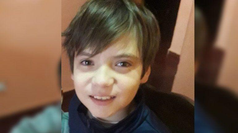 Apareció Mateo, el niño de 11 años que era intensamente buscado
