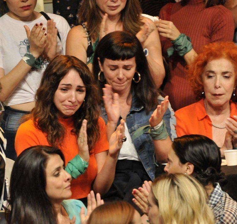 Actrices Argentinas realizará otra denuncia por acoso sexual y maltrato laboral