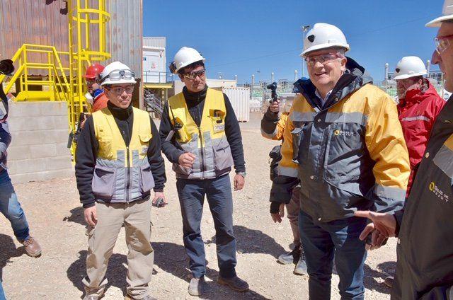 Producción de litio: Sales de Jujuy se expande