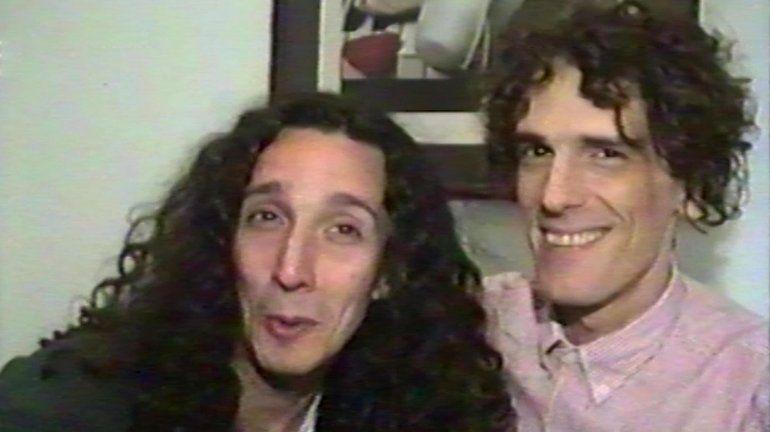 El día que se conocieron el Flaco Spinetta y Fito Páez