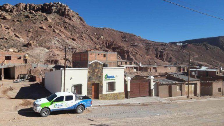 Inauguraron oficinas de Agua Potable en Susques