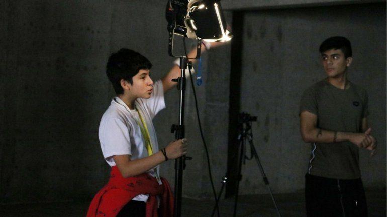 Si tenés entre 6 y 18 años, vení a hacer tu nano película en Infinito por Descubrir