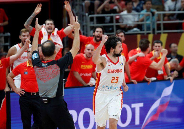 España finalista