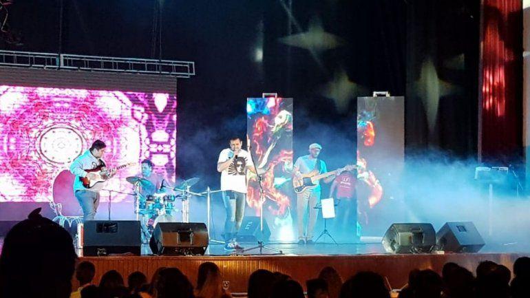 Tranquilamente: La banda jujeña vuelve al escenario del Primavera Fan Fest