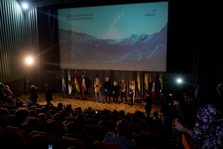 Festival Internacional de Cine de las Alturas: se hace la entrega de premios de una nueva edición