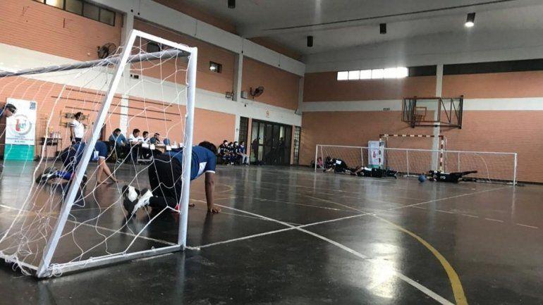 Se juega en Jujuy el Torneo del Norte de Goalball, ¿conocés este deporte inclusivo?
