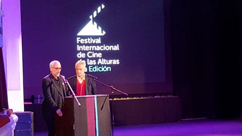 Cenizas, La Boya y Sacha los mejores films del Festival de Cine de las Alturas