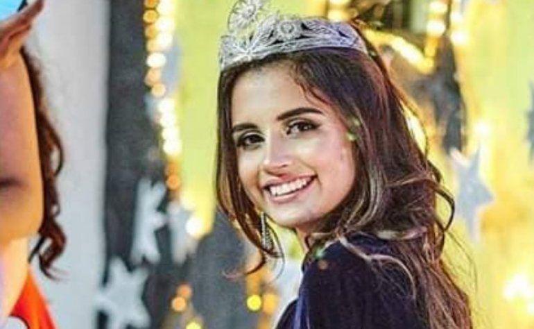 El Carmen ya tiene reina departamental: Mikaela Viscarra
