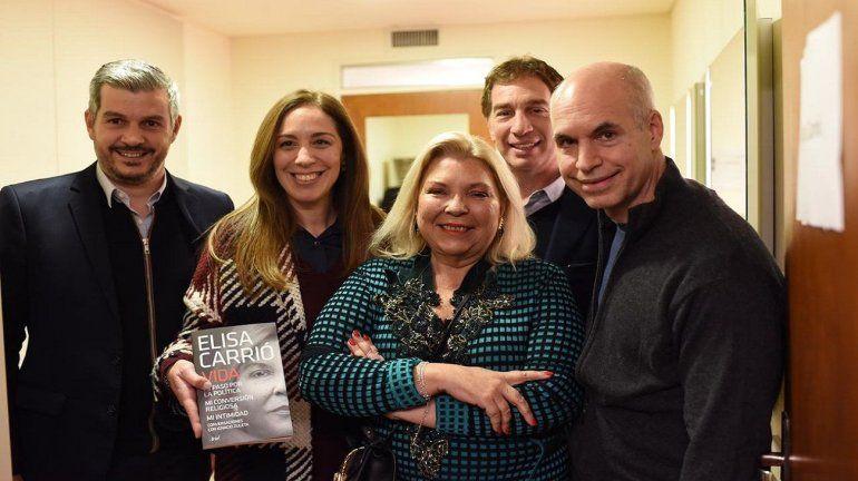 Lilita Carrió vendrá a Jujuy el próximo viernes para presentar su libro