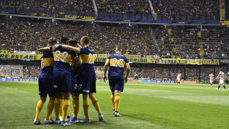 Atención hinchas xeneixes: esta tarde podrán ver en Jujuy todas las copas de Boca