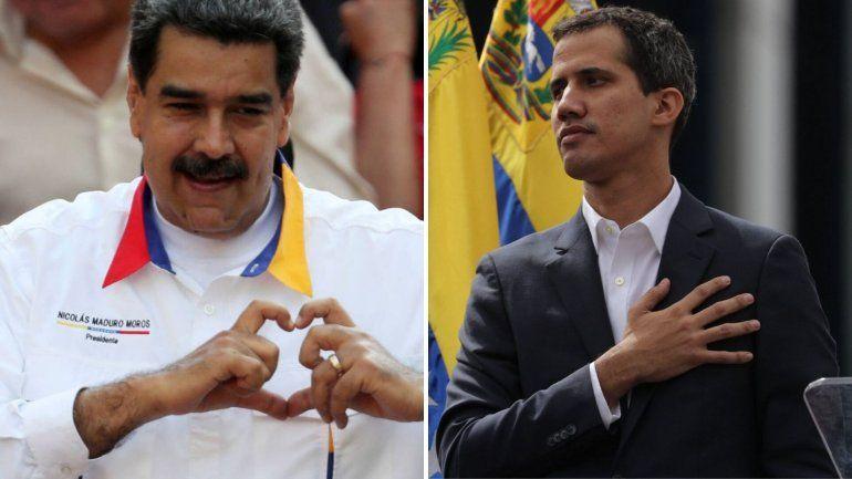 Crisis en Venezuela: se cortó el diálogo entre Guaidó y el chavismo