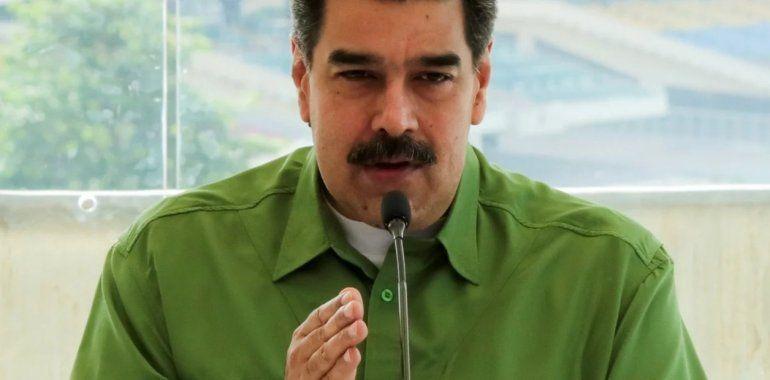 Maduro, sobre los dichos de Alberto Fernández: Quien diga que Venezuela es dictadura es estúpido