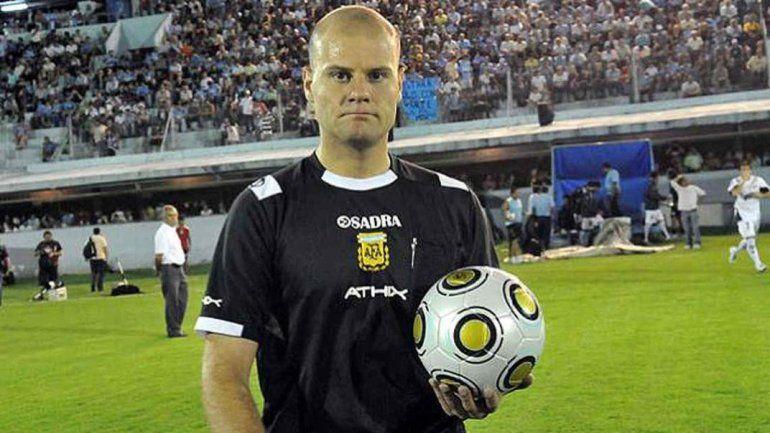 Mariano González será el árbitro del encuentro entre Gimnasia de Jujuy y Quilmes