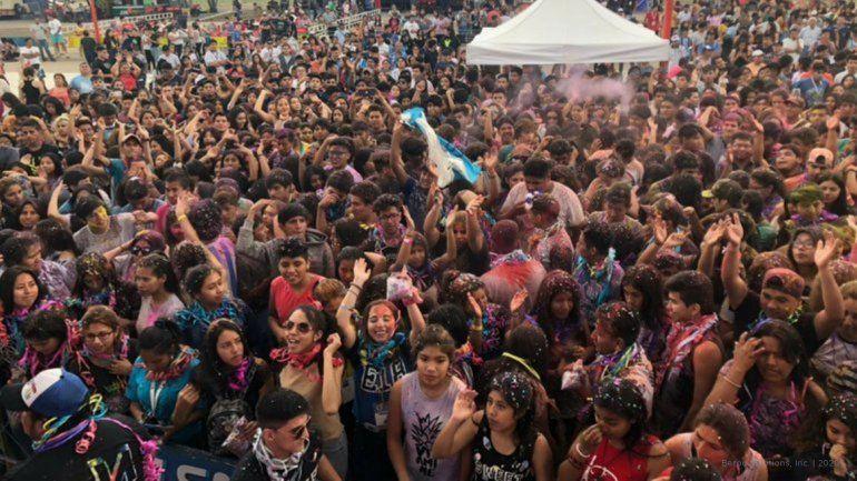 Se viene el último día del Primavera Fan Fest