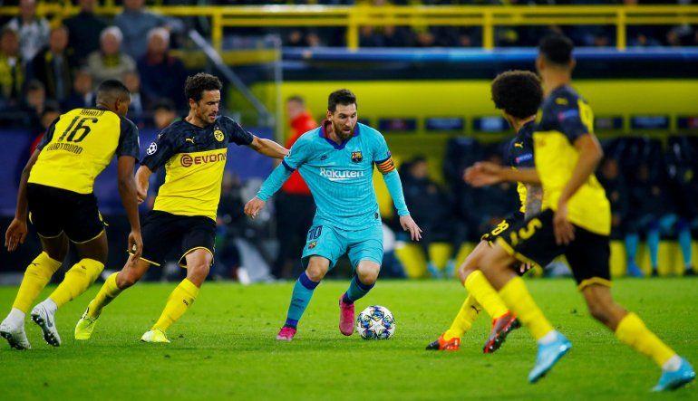 Lionel Messi ya está totalmente recuperado y será titular ante el Granada