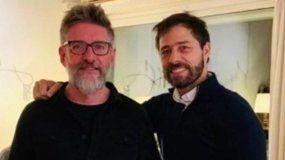 ¡Que viva el amor! El periodista Luis Novaresio presentó oficialmente a su pareja