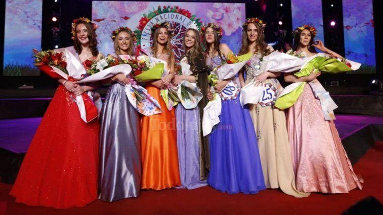 Melina Scoccia del Colegio del Huerto es la Reina Capital