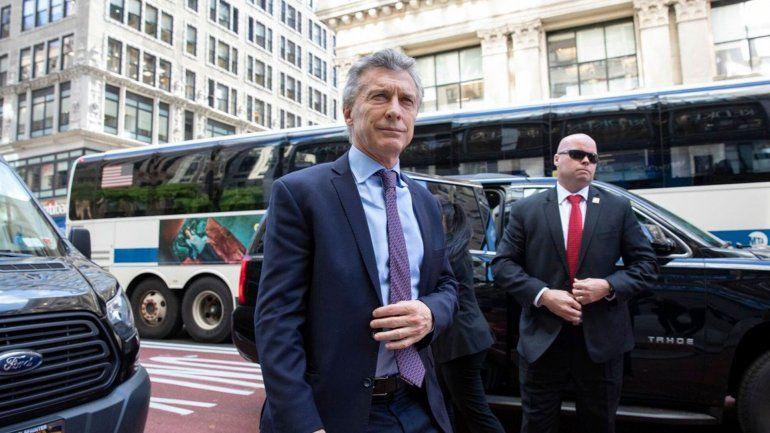 Desembolso de los 5.400 millones de dólares: Macri se reunió con la cúpula del FMI