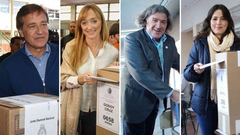 Candidatos en Mendoza