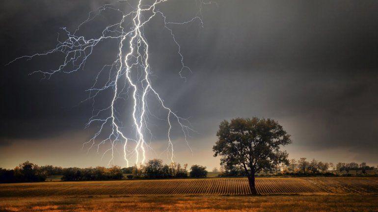 Cesó el alerta meteorológico por tormentas eléctricas con caída de granizo en Jujuy