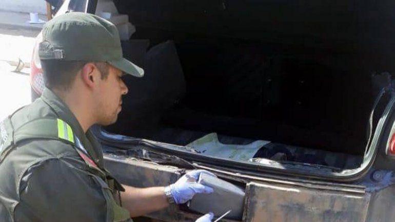 Salta: Detuvieron a cinco personas que transportaban más de 40 kilos de cocaína