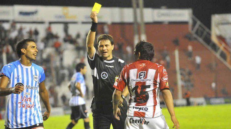 Hector Paletta será el árbitro del encuentro entre Gimnasia de Jujuy y All Boys