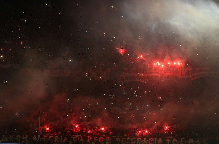 Copa Libertadores: River 2 - Boca 0