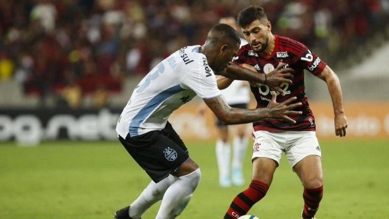 La otra semifinal entre Gremio-Flamengo con árbitro y VAR argentino