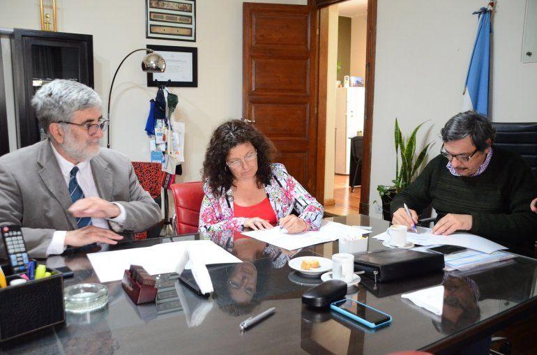Jujuy se postuló para sede de las Jornadas Nacionales de Derecho Administrativo