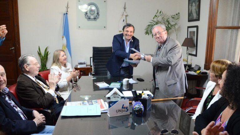 La UNJu firmó un acuerdo con la Academia Argentina de Turismo y se abrió un concurso
