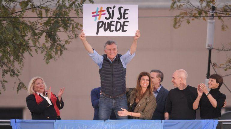 Sí se puede: Macri dice que puede ganar el 27 y que Boca puede dar vuelta la serie