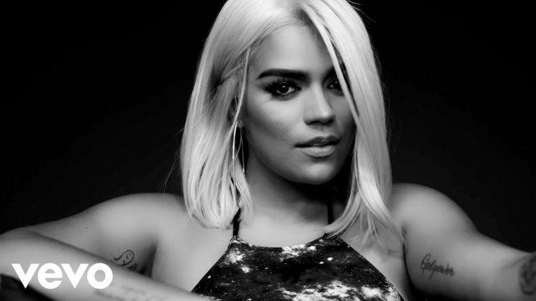 Karol G lanza el remix de Ocean en inglés