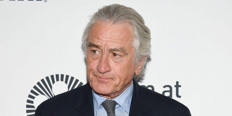 Robert De Niro fue denunciado por supuesto acoso sexual y laboral