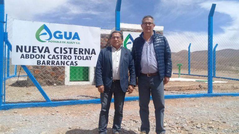 Agua Potable triplicó la producción de agua en Barrancas