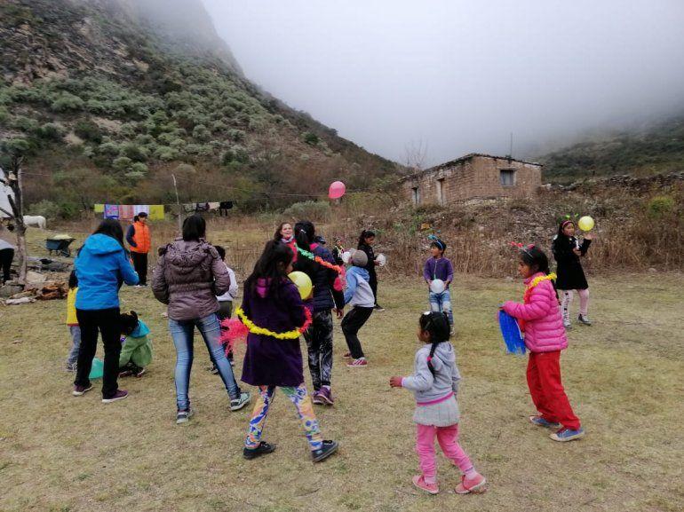 Entregarán más de 300 kilos de ropa y juguetes en escuelas rurales de Jujuy
