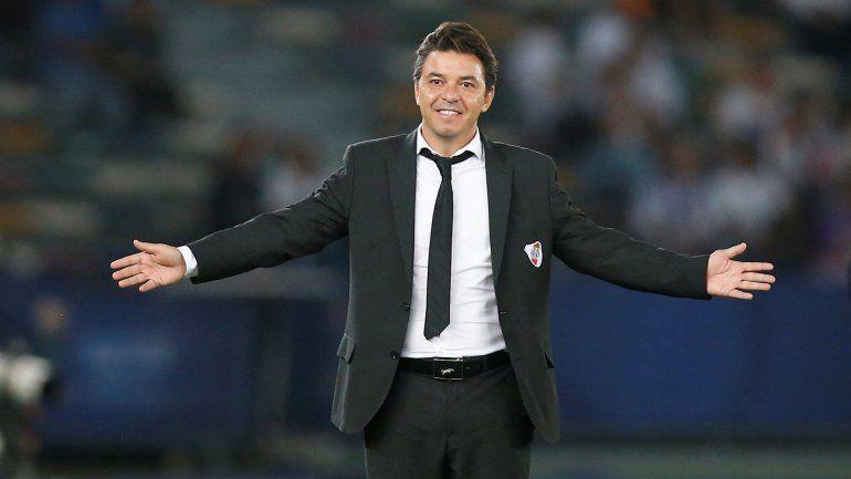Preocupación en River: ¿Barcelona quiere llevarse a Marcelo Gallardo?