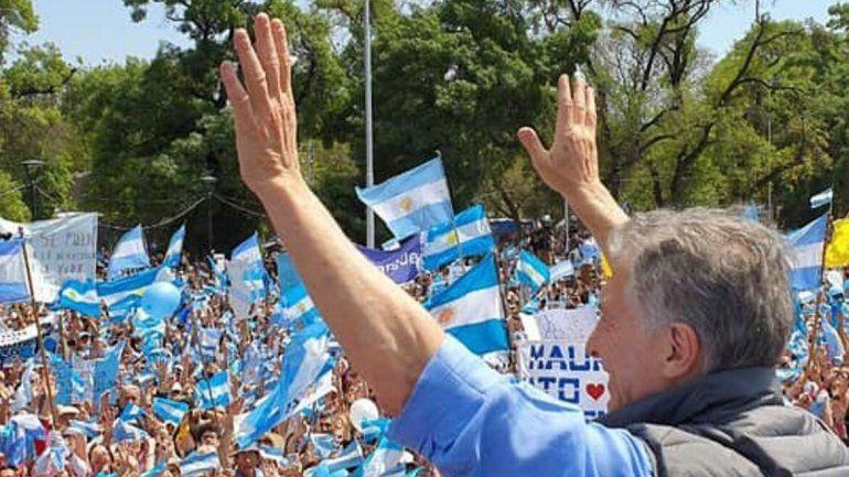 Estamos cambiando la historia de nuestro país, dijo Macri en Mendoza