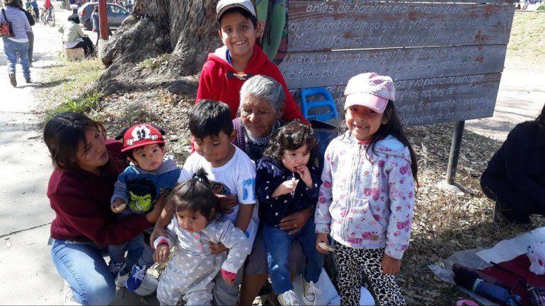 El legado de la familia Cruz Tolaba: hace más de 70 años peregrinan juntos al Santuario de Río Blanco