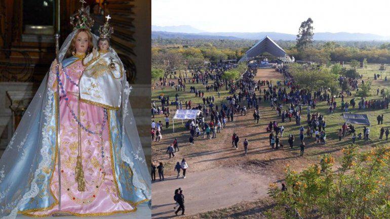 Hoy es el día de la Virgen de Río Blanco y habrá actividades durante toda la jornada