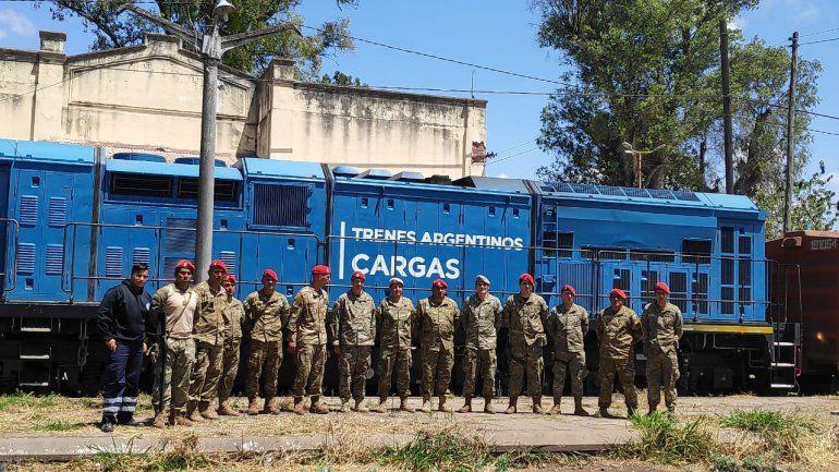 Tras quince días en Jujuy, el Belgrano Cargas partió rumbo a Córdoba
